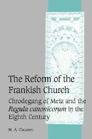 The Reform of the Frankish Church