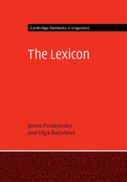 The Lexicon
