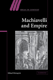 Machiavelli and Empire