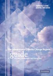 The International Climate Change Regime