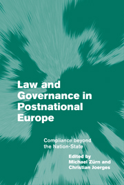 Law and Governance in Postnational Europe