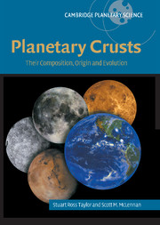 Planetary Crusts