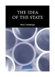 The Idea of the State