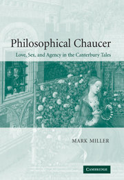 Philosophical Chaucer