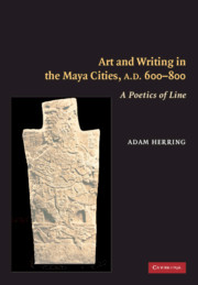 Art and Writing in the Maya Cities, AD 600–800