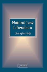 Natural Law Liberalism
