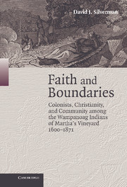 Faith and Boundaries