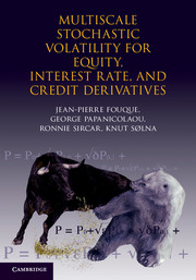 Multiscale Stochastic Volatility for Equity, Interest Rate, and Credit Derivatives