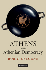 Athens and Athenian Democracy cover image