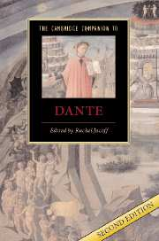 The Cambridge Companion to Dante