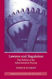 Lawyers and Regulation