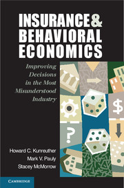 Insurance and Behavioral Economics