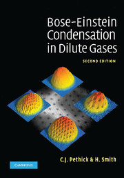 Bose–Einstein Condensation in Dilute Gases