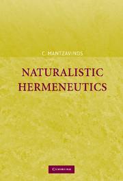 Naturalistic Hermeneutics