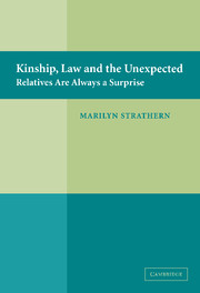 Kinship, Law and the Unexpected