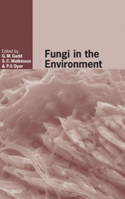 Fungi in the Environment