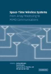 Space-Time Wireless Systems