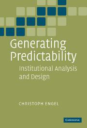 Generating Predictability
