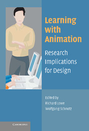 Learning with Animation