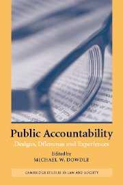Public Accountability