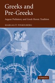 Greeks and Pre-Greeks