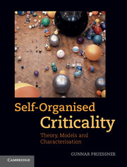 Self-Organised Criticality