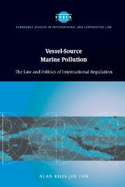 Vessel-Source Marine Pollution
