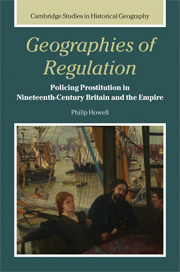 Geographies of Regulation