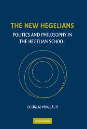 The New Hegelians