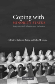 Coping with Minority Status
