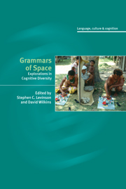 Grammars of Space