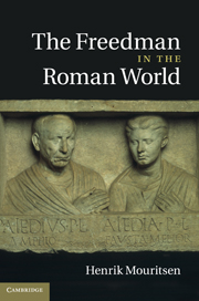 The Freedman in the Roman World
