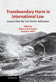 Transboundary Harm in International Law
