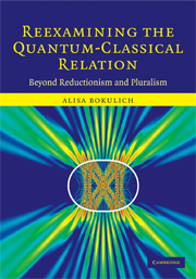 Reexamining the Quantum-Classical Relation