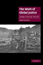 The Work of Global Justice
