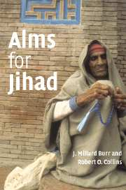 'Alms for Jihad' cover, from the CUP site.