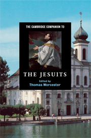 The Cambridge Companion to the Jesuits