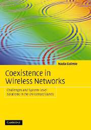 Coexistence in Wireless Networks