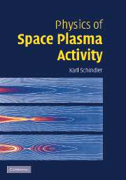 Physics of Space Plasma Activity