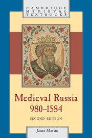 Medieval Russia, 980–1584