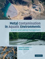 Metal Contamination in Aquatic Environments