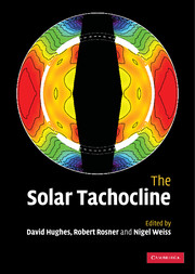 The Solar Tachocline