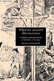 Writing Against Revolution