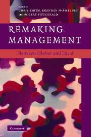 Remaking Management