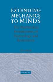 Extending Mechanics to Minds