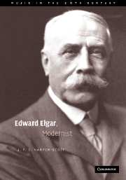 Edward Elgar, Modernist