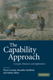 The Capability Approach