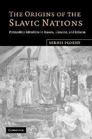 The Origins of the Slavic Nations