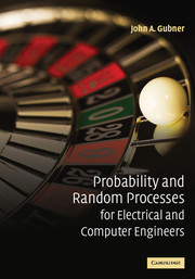 Probability and random processes electrical and computer engineers resources for probability and random processes for electrical and computer engineers fandeluxe Gallery