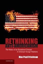 Rethinking Anti-Americanism